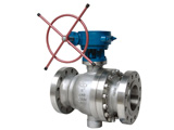 Two-piece Casting Ball Valve